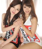 Anna Nakai and Nana Sakurai