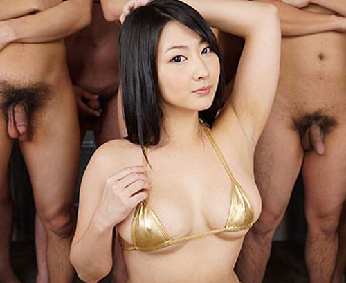 Japanese Big Tits Groped Train