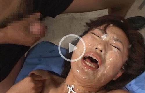 asian porn japanese bukkake gang bang video