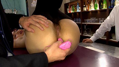 Anna Askura Ass Toy
