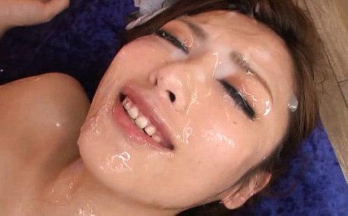 Aya Sakurai Bukkake