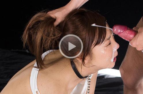 Mio Yoshida Facefucked